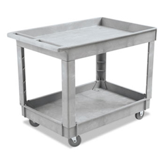 UNS4024UCGRA - Two-Shelf Utility Cart