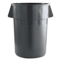 UNS44GLWRGRA - Round Waste Receptacle