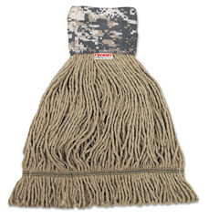 UNS8200L - UNISAN Patriot Looped End Wide Band Mop Head