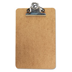 UNV05610 - Universal® 100% Recycled Hardboard Clipboard with High-Capacity Clip