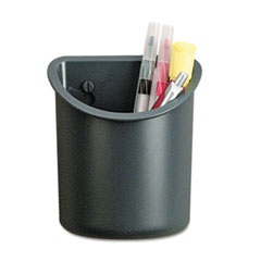 UNV08193 - Universal® Recycled Plastic Cubicle Pencil Cup