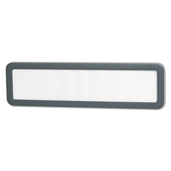 UNV08223 - Universal® Recycled Cubicle Nameplate