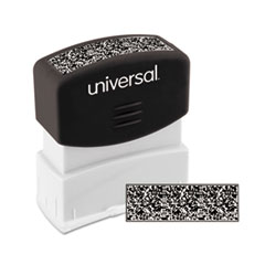 UNV10136 - Universal® Security Stamp