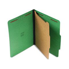 UNV10202 - Universal® Bright Colored Pressboard Classification Folders