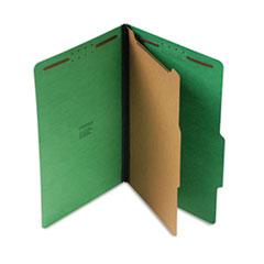 UNV10212 - Universal® Bright Colored Pressboard Classification Folders