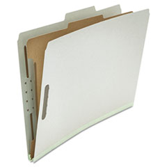 UNV10262 - Universal® Four-, Six- and Eight-Section Classification Folders