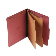 UNV10270 - Universal® Four-, Six- and Eight-Section Classification Folders