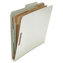 UNV10272 - Universal® Four-, Six- and Eight-Section Classification Folders