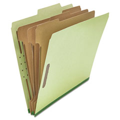 UNV10291 - Universal® Four-, Six- and Eight-Section Classification Folders