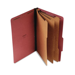 UNV10295 - Universal® Four-, Six- and Eight-Section Classification Folders