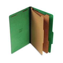 UNV10312 - Universal® Bright Colored Pressboard Classification Folders