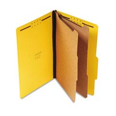 UNV10314 - Universal® Bright Colored Pressboard Classification Folders