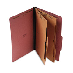 UNV10326 - Universal® Six-Section Classification Folder with Pockets