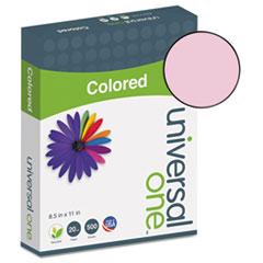 UNV11204 - Universal® Colored Paper