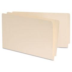 UNV13350 - Universal® Reinforced End Tab Folders