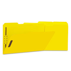 UNV13528 - Universal® Reinforced Top Tab Folders with Fasteners