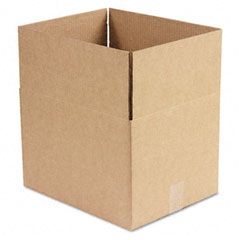 UNV166183 - Universal® Brown Corrugated Fixed-Depth Shipping Boxes