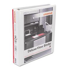 UNV20722 - Universal® Vinyl Round Ring View Binders