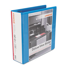 UNV20753 - Universal® Vinyl Round Ring View Binders
