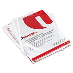 UNV21124 - Universal® Polypropylene Sheet Protector