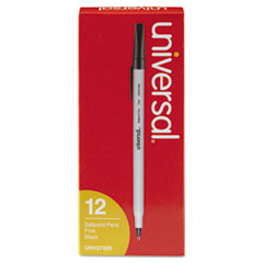 UNV27420 - Universal® Economy Stick Ballpoint Pen