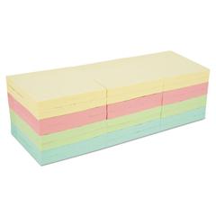 UNV35695 - Universal® Self-Stick Note Pads