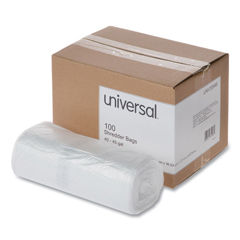 UNV35946 - Universal® Shredder Bags
