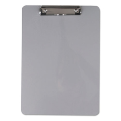 UNV40301 - Universal® Aluminum Clipboard with Low Profile Clip