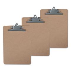 UNV40304VP - Universal® Hardboard Clipboard