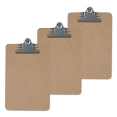 UNV40305VP - Universal® Hardboard Clipboard