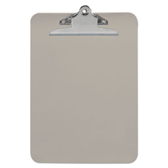 UNV40306 - Universal® Plastic Clipboard with High Capacity Clip