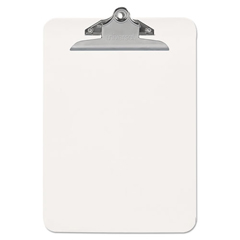 UNV40308 - Universal® Plastic Clipboard with High Capacity Clip
