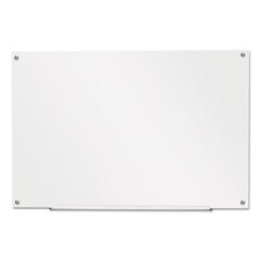 UNV43232 - Universal® Frameless Glass Marker Board
