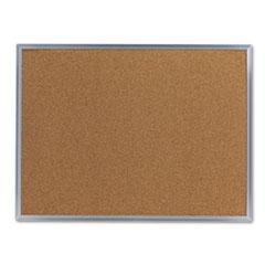 UNV43612 - Universal® Cork Bulletin Board