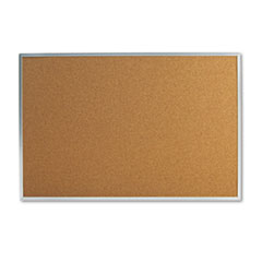 UNV43613 - Universal® Cork Bulletin Board