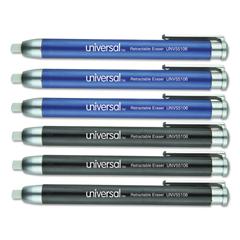 UNV55106 - Universal® Pen-Style Retractable Eraser