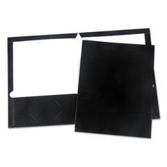UNV56416 - Laminated Two-Pocket Folder