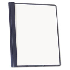 UNV57122 - Universal® Clear Front Report Cover with Tang Fasteners