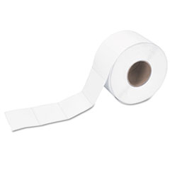 """UNV598342 - Universal Thermal Transfer Shipping Labels on 3"""" Core Roll, 4 x 6, 1000/Roll, 4 Rolls/CT"""