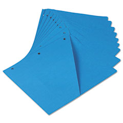 UNV61681 - Universal® Slash-Cut Pockets for Three-Ring Binders