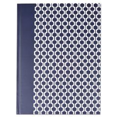 UNV66351 - Casebound Hardcover Notebook
