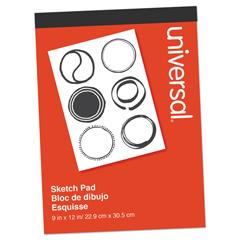 UNV66370 - Universal® Sketch Pad