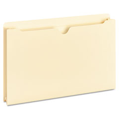 UNV73800 - Universal® Manila File Jackets with Reinforced Tabs