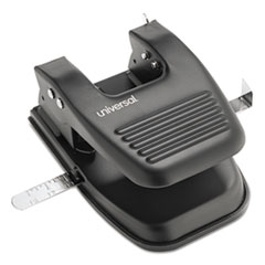 UNV74222 - Universal® Two-Hole Punch