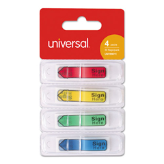 UNV99011 - Universal® Deluxe Message Arrow Flags