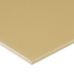 USABULK-PS-ABS-300 - USA Sealing - ABS Plastic Sheet - 1-1/2 Thick x 8 Wide x 24 Long