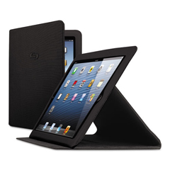USLCLS2404 - Solo Network Slim Case for iPad Air®