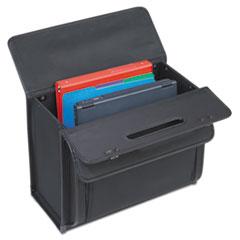 USLPV784 - SOLO® Polyvinyl Rolling Laptop Catalog Case