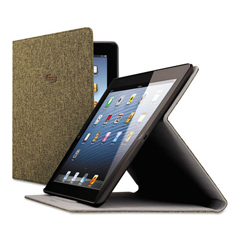USLUBN2333 - Solo Avenue Slim Case for iPad Air®