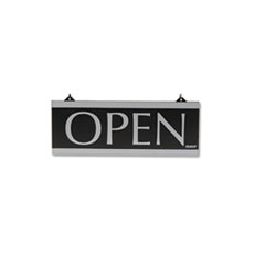 USS4246 - Headline® Sign Century Series Reversible Open/Closed Sign